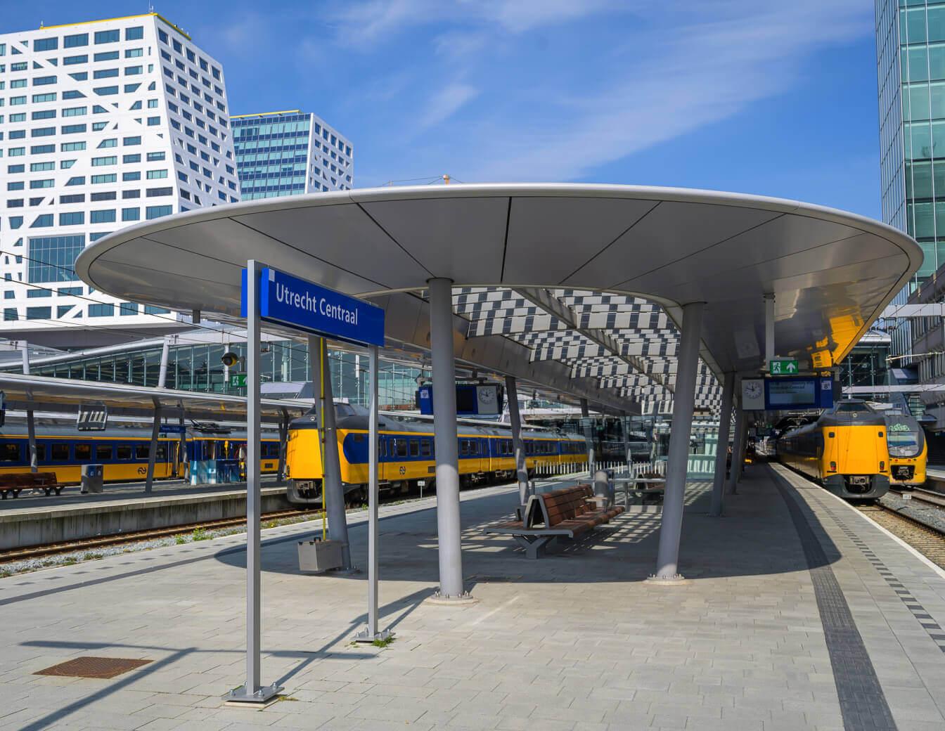 NS Nederlansche spoorwegen